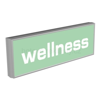BOX WELLNESS jednostranný