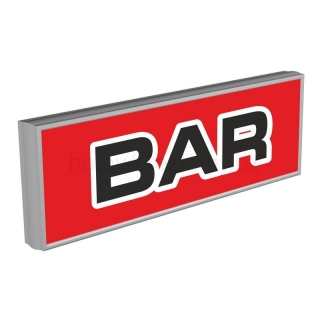 BOX BAR jednostranný
