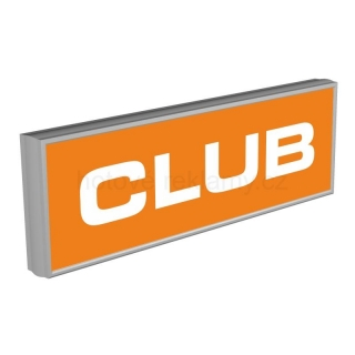 BOX CLUB jednostranný